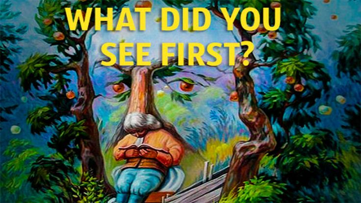 What Did You See First? Discover What It Reveals About You…