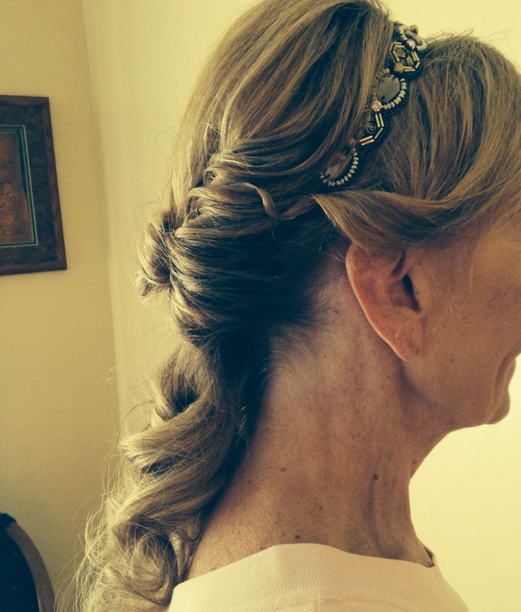 lovely and elegant formal hairstyle