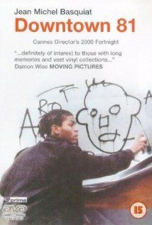 New York Beat Movie Poster, or as it was re-released, Downtown 81, a film with Jean Michel Basquiat. Great film about the art and music scene in NYC in the late 70s/early 80s