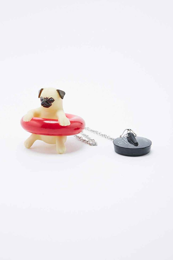 Pug Bath Plug Accessory  http://www.urbanoutfitters.com/uk/catalog/productdetail.jsp?currency=200002&id=5544400370130&parentid=BATHROOM-ACCESSORIES-EU#/