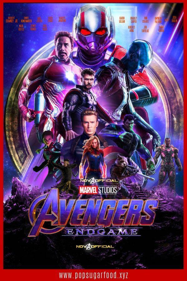 Avengers Endgame (2019) Aftér thé événts of Infinity
