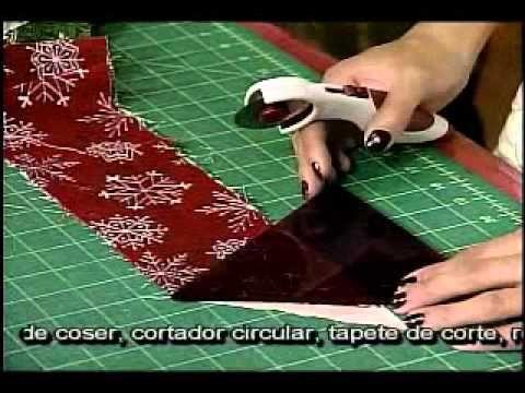 Patchwork con reglas geométricas - Vídeo 1 de 4 - Industrias Piccolo - Colombia