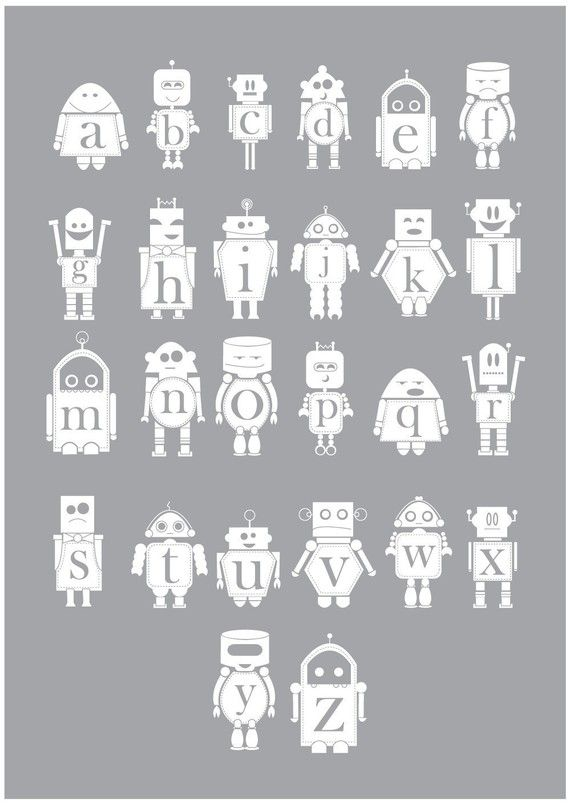 Cette image sert à m'inspirer pour la forme de mon robot. Je ferai un mélange de plusieurs parties de ceux-ci pour faire mon robot final.