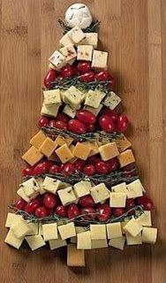 Arbolitos navideños que se comen : cositasconmesh