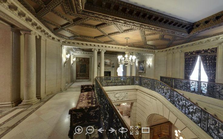 VRの粋な活用法! NYの美術館フリック・コレクション、「立入禁止エリア」をバーチャルツアーで公開 | AdGang