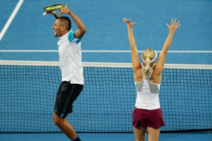 Nick Kyrgios, Daria Gavrilova to win the 2017 Hopman Cup - https://movietvtechgeeks.com/nick-kyrgios-daria-gavrilova-win-2017-hopman-cup/-The 2017 Hopman Cup will start on Sunday from Perth, Australia (+13hrs. from ET). The event features eight teams, drawn along national lines, and the blockbuster team in the event is Roger Federer and Belinda Bencic