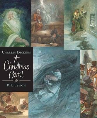 A Christmas Carol (Walker Illustrated Classics) - Great Gift Books for Christmas - Gifts - Books