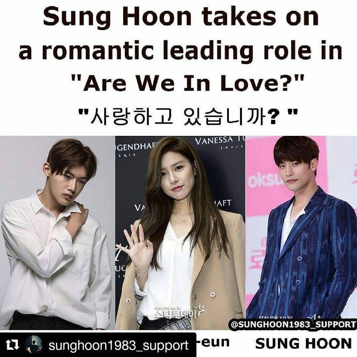 49 個讚,4 則留言 - Instagram 上的 Debbie Moh(@debbie_moh):「 #Repost @sunghoon1983_support ・・・ [ NEWS ] #SUNGHOON takes on a romantic leading role in #MOVIE… 」