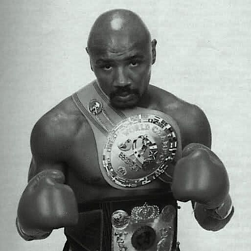 Marvelous Marvin Hagler, greatest middleweight of all time
