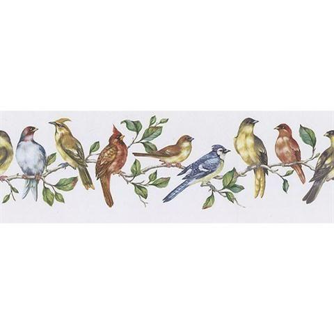 Bird Perch Kitchen wallpaper, Chefs and Bath