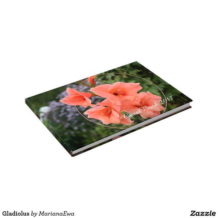 Gladiolus Guest Book