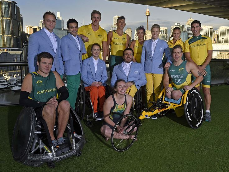 More than 170 athletes across 15 sports, from every Australian state and territory will compete at the Rio 2016 Paralympic Games, which begin on September 7. Children of Australia are encouraged to send letters of support to Australian Paralympic Team by 30 October, and in return they will receive a reply postcard from the Team: http://auspo.st/29LQQCI  #AustralianParalympicTeam   #Rio2016ParalympicGames