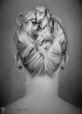 Galeria fryzur - fryzury ślubne