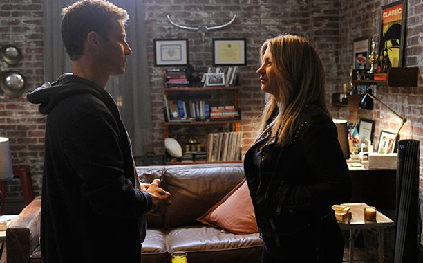 """After years of build up, it finally happened. Officers Eddie Janko (Vanessa Ray) and Jamie Reagan (Will Estes), partners on police procedural/family drama Blue Bloods, confessed feelings for one another — and kissed! — during Friday's episode, """"Personal Business."""" Here, Ray breaks down the much-anticipated moment, and looks ahead to the pair's future."""