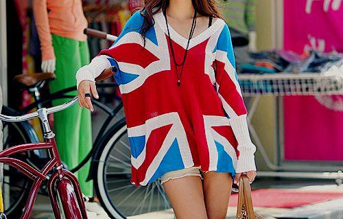 疾風!自転車!: Sweaters, Fashion, London, Style, Clothes, Jack O'Connell, Things British, Union Jack, Shirt