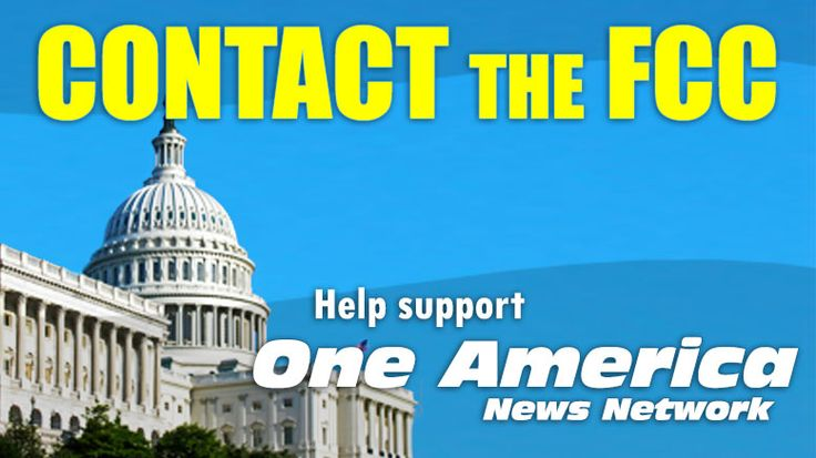 We need your help. Independent news sources such as One America News Network further inform our citizens and protect our democracy. A mega-cable merger is about to take place unless the FCC hears your voice.Please sign the petition to the FCC to keep One America News on the air, even if the merger goes through.