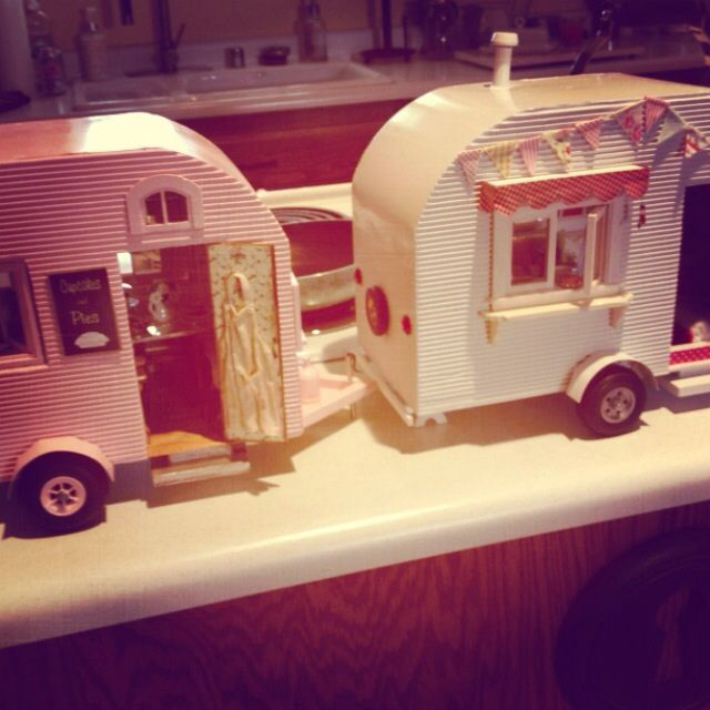 57 Best Miniature Camper Images On Pinterest