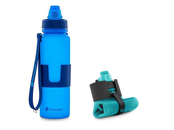 The collapsible water bottle can be a very useful item to include in your survival pack, or hiking backpack. You can increase your potential water carrying capacity by having one of these guys rolled up