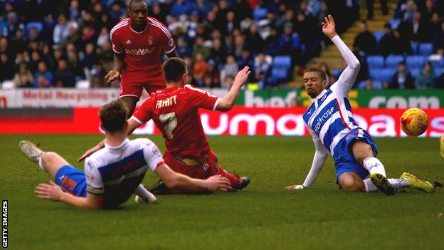 Reading vs Nottingham live stream   Reading vs Nottingham live stream Free on April 5-2016  Dutch winger Ola John could start by reading after hitting the winner of the bench at Bolton on Saturday.  Michael Hector (knock) and Hal Robson-Kanu (leg injury) both missed the Bolton game doubts remain.  Forest are without defender Eric Lichaj for the game after his red card against Brentford. Defender Michael Mancienne who suffered a knock in that game is also set to lose.  The team captain Henri…