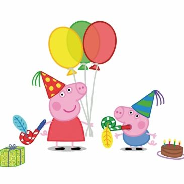 Peppa Pig's Party at Opera House 23rd-24th Oct - Manchester Theatre Events Guide
