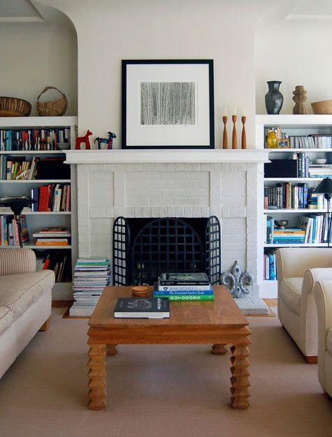 Inspiring home via Design*Sponge
