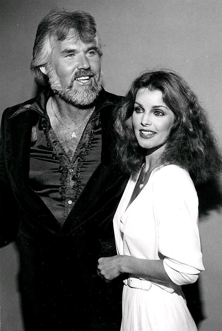 Kenny Rogers and Priscilla Presley, (With images) | Elvis ...