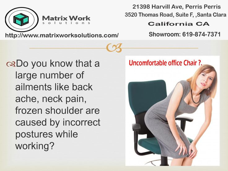 used #office #chairs are one of the best option for you if you can afford comfortable new office chair if it is costly.