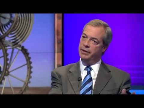 Nigel Farage - The Islamic State Are Likely To Be In Calais