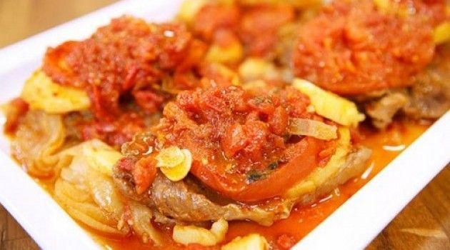 Arda'nın Mutfağı Etli Patates Tarifi 02.04.2016