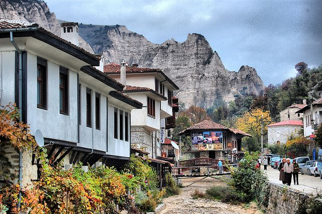 Melnik is known for two reasons. It is the smallest city in Bulgaria and it is home to some of the best wineries in the country. It will tak...