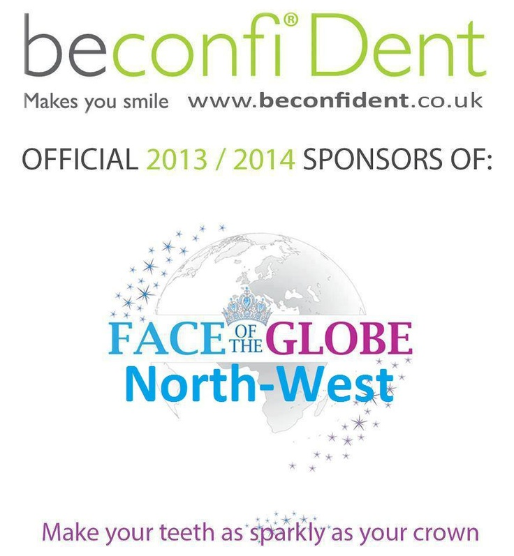 beconfiDent UK are proud Prize Sponsors of Face Of The Globe #beconfiDent #Pageant #Beauty #FaceOfTheGlobe #FOG #TeethWhitening #WhiteTeeth #BeautyQueen