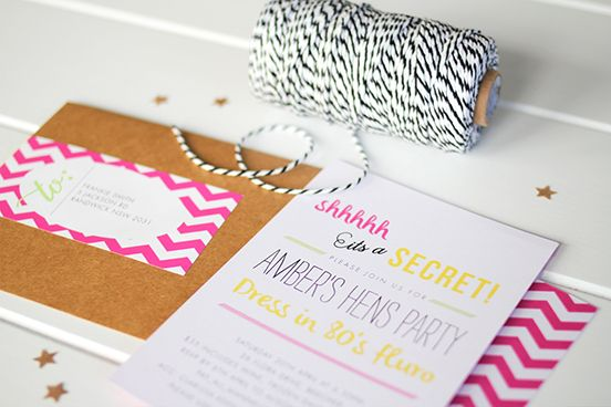 Amber's Hens | Starry Night Paperie