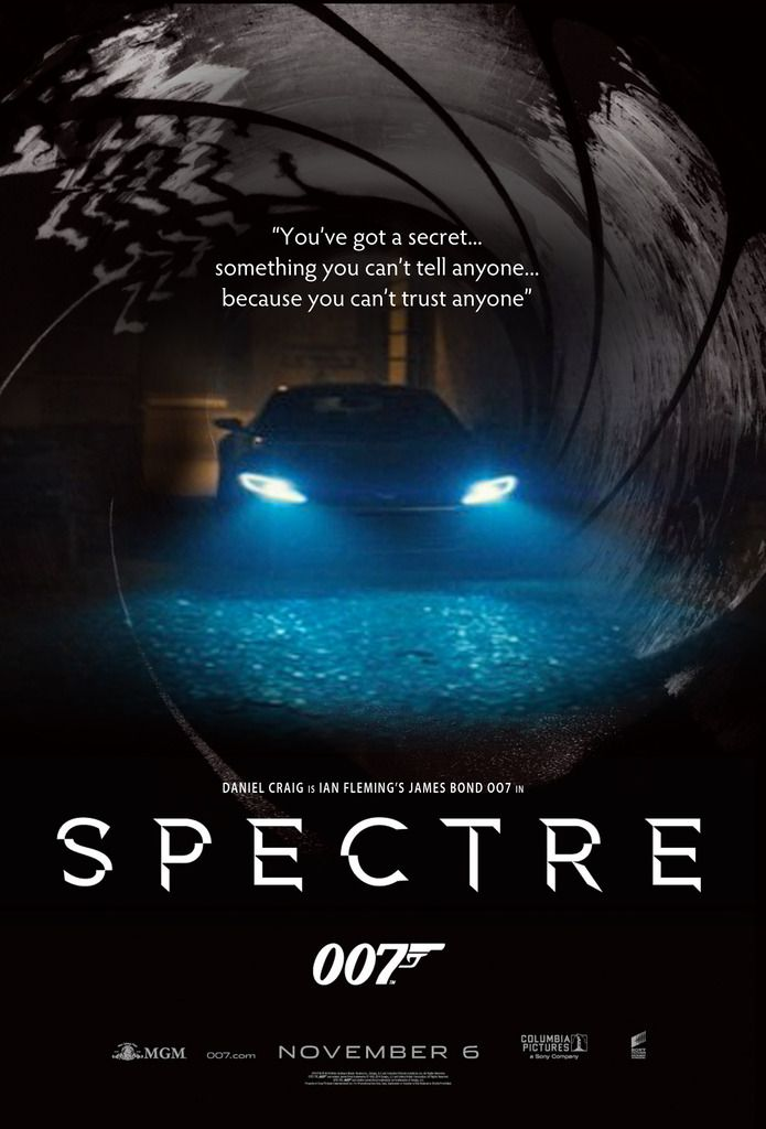 #SPECTRE / 1 NOV 2015 SPECTRE DEBUT SHATTERS U.K. RECORDS, GROSSES $80.4 MILLION INTERNATIONALLY 433Breaking records in nearly every market. BY ALEX OSBORN SPECTRE, the 24th entry in the long-running James Bond series, is now the U.K.'s biggest cinematic opening of all time, MGM Studios and Sony Pictures announced Sunday. Across the six territories in which it debuted, SPECTRE earned a whopping $80.4 million. In the United Kingdom specifically, the latest 007 film pulled in an estimated