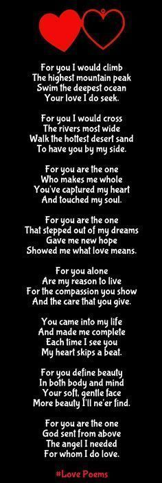 Quotes and inspiration about Love   QUOTATION – Image :    As the quote says – Description  Love quote : Love : really long love poems for her    - #LoveQuotes