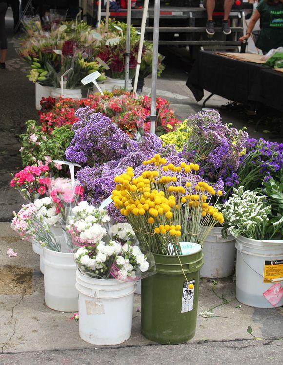 A Trip to the Santa Monica Farmer's Market   Channeling Contessa