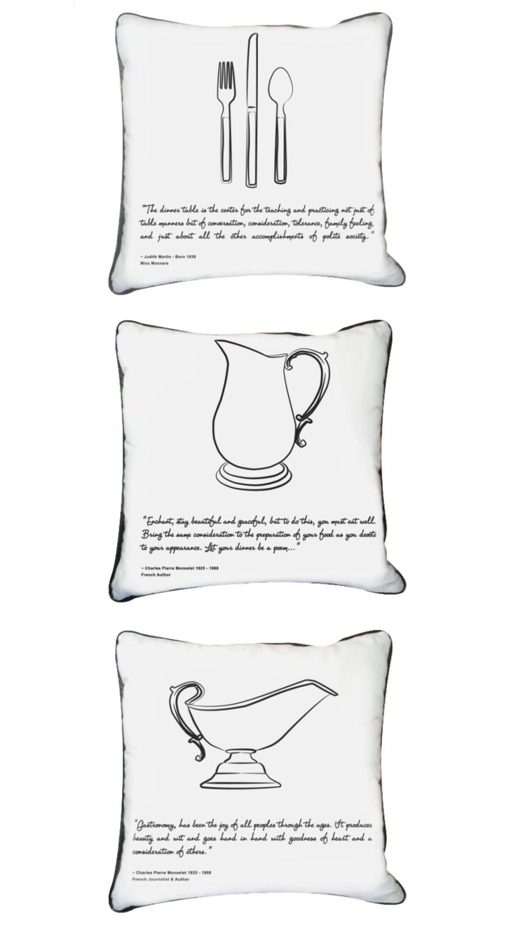 More Feast Scatter Cushions! #Cushion #white #quotes
