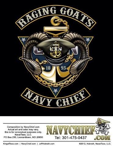 Navy Chief, Raging Goats VMC