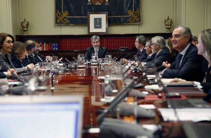 El Poder Judicial respalda la elección de Maza como fiscal general del Estado