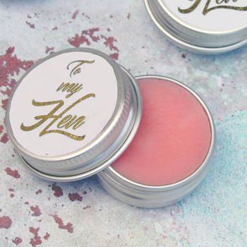 Hen Party Prosecco Lip Balm Favours