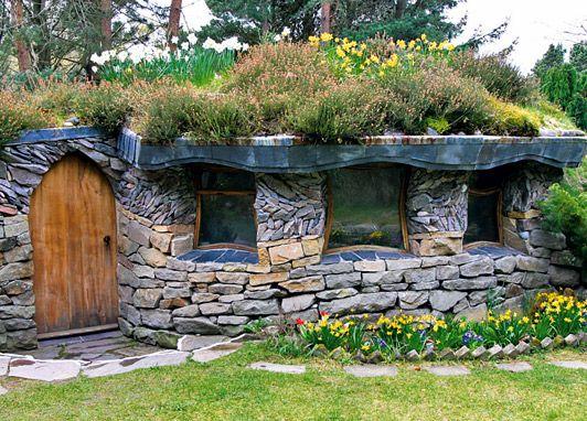 enlightening ecovillage, scotland