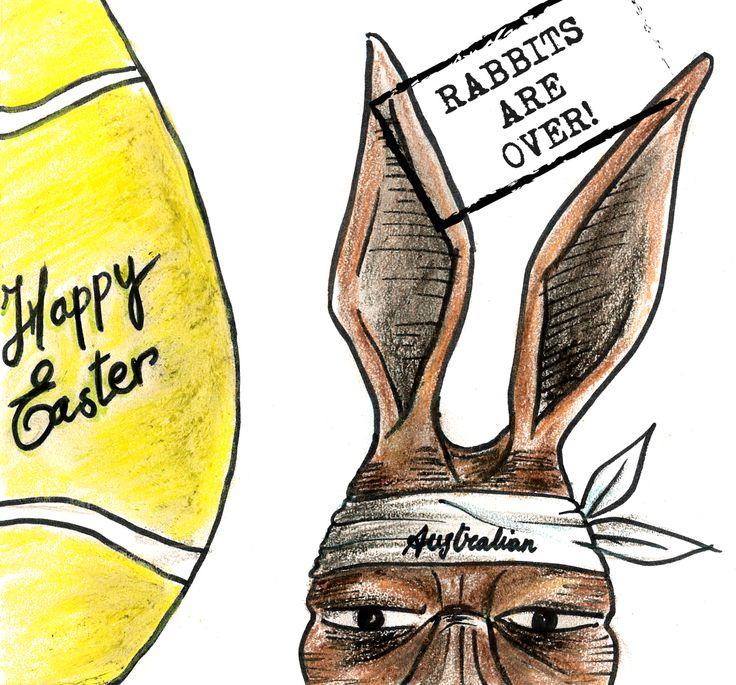 Have the #coolest #Easter ever #Australian Kangaroos! #happyeaster #buonapasqua #menswear