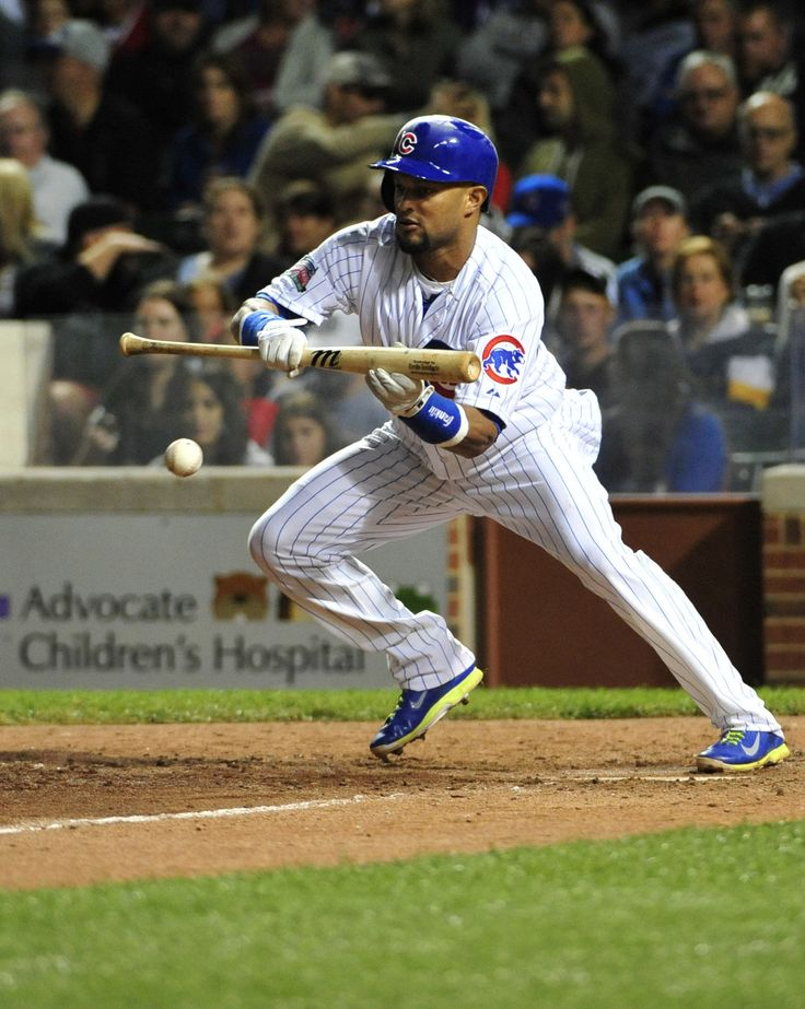 #Espero #Well #BackAtIt #LoViste Emilio Bonifacio will make his second start at third base Monday night as the Chicago Cubs try to snap a two-game losing streak against the Colorado Rockies.