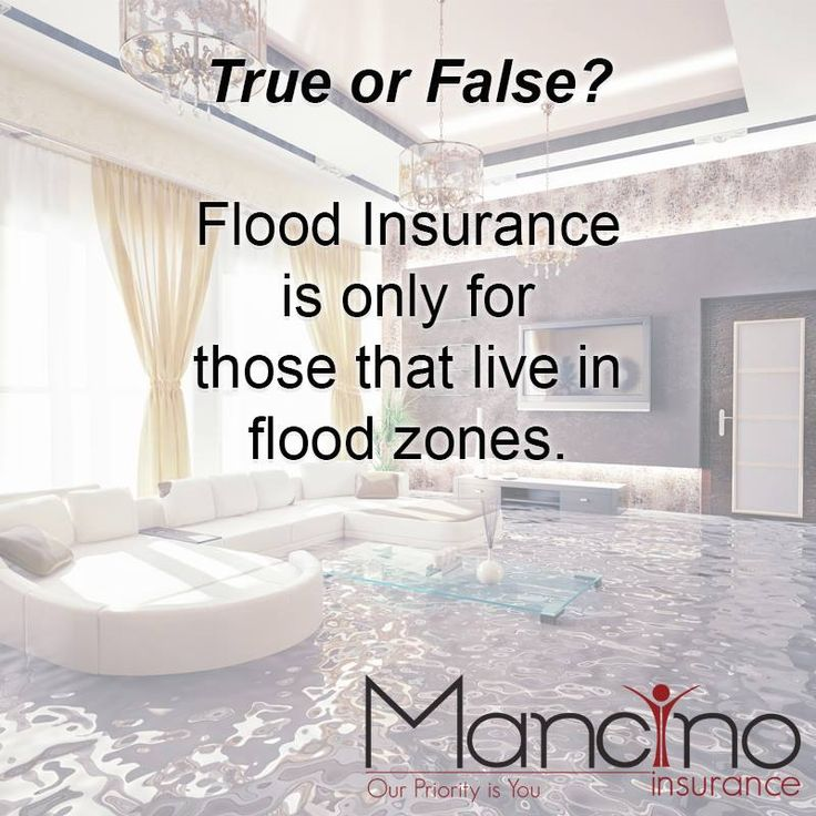 Call us today for your flood insurance quote flood