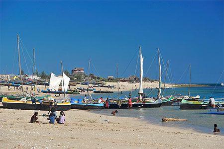 Anakao est un village vezo dans le Sud-Ouest de Madagascar