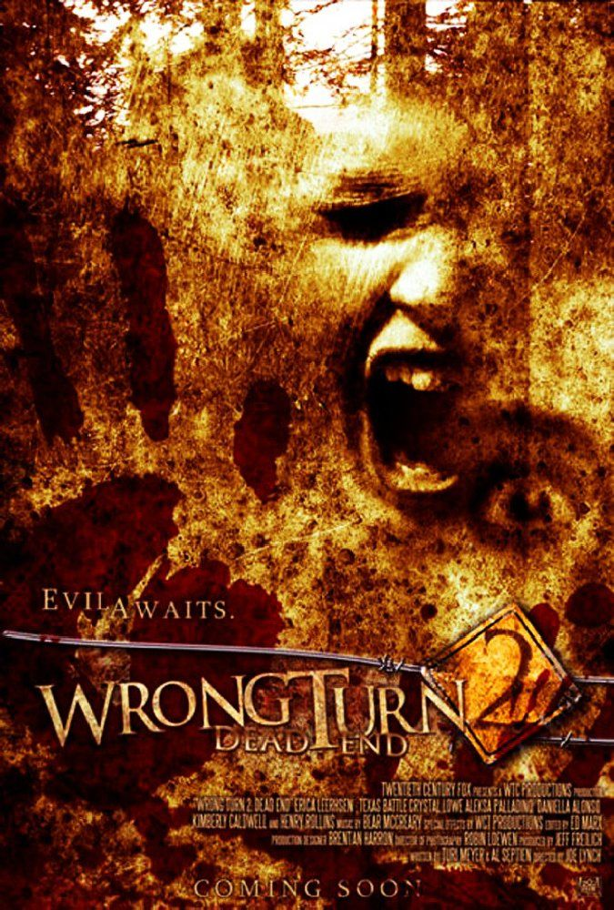 Wrong Turn 2: Dead End (2007) - IMDb