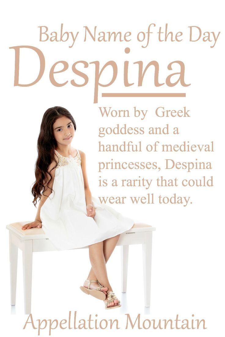 This Lovely Greek Name For Girls Has Ties To Goddesses And Princesses But Remains Quite