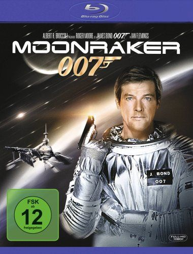 James Bond - Moonraker [Blu-ray]