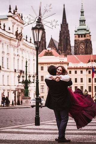 Alexandra & Nikita. Wedding in Prague, Czech Republic
