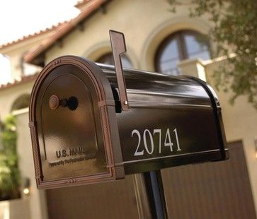 The Avalon - traditional - Mailboxes - Los Angeles - Architectural Mailboxes