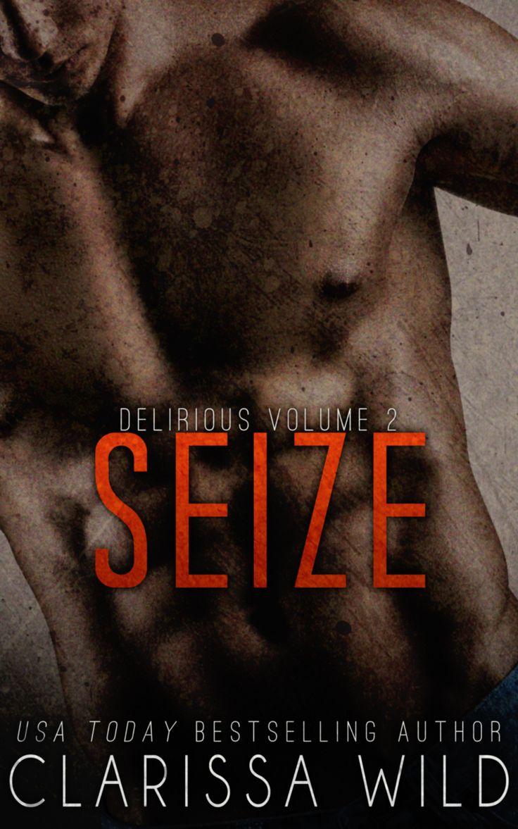 Release Blitz & Giveaway:: SEIZE (Delirious Volume by Clarissa Wild